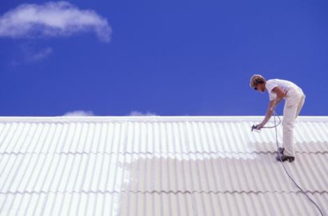 روش مصرف عایق سفید ساختمانی