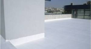 عایق سفید ساختمانی