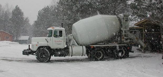 ضد یخ بتن – هیدراتاسیون بتن | My CMSروش مصرف ضد یخ بتن بر پایه نیتروژن