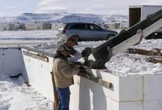 خواص ضد یخ بتن | My CMSموارد استفاده ضد یخ بتن مسلح