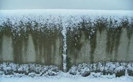 ضد یخ سازه های بتنی